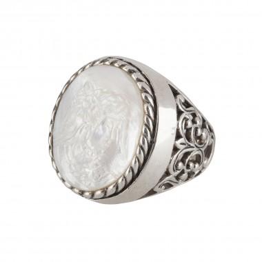 """Goddess Flora"" ring"