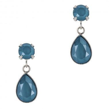 'Charlotte' Azure Blue