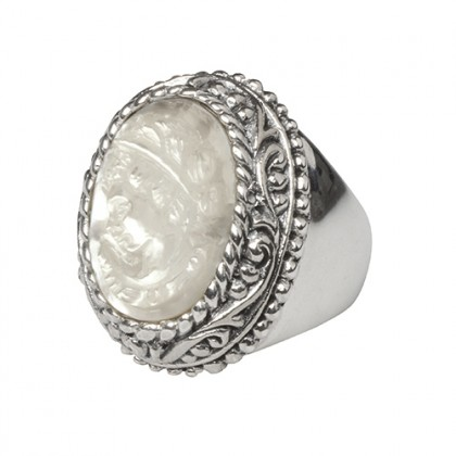 """Goddess Diana"" ring"