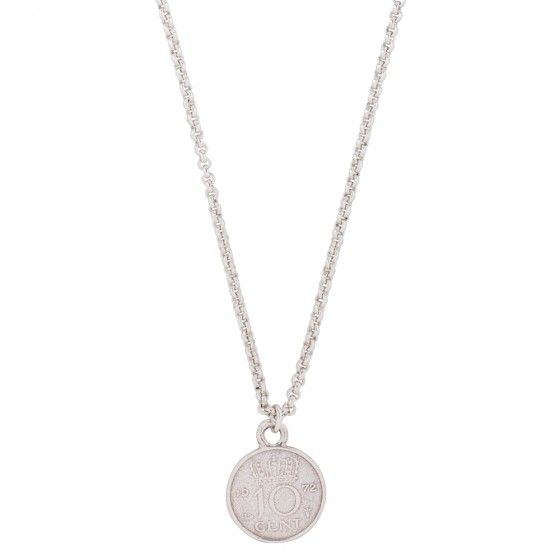 Coin for good Luck Necklace