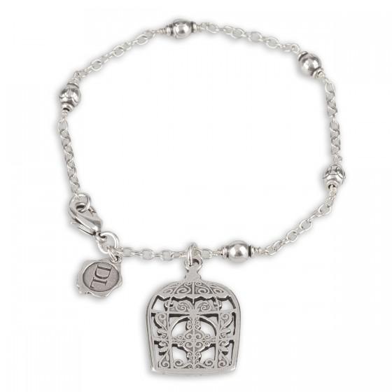 'Birdcage' armband